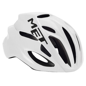 MET Rivale - Casco de bicicleta - blanco